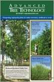 Full-color brochure: (1) Fast growing, genetically superior trees such as our Coral Snap™ and Skyrise™ have incredibly fast growth rates of 5 ft. or more per year. For screens and windbreaks, Advanced Tree Technology recommends checking out our fast growing evergreen Green Rocket Hybrid Cedar®. With our selection, the opportunities are endless, and we strive for complete customer satisfaction. (2) Genetically Superior Investment Timber (grafts & seedlings), i.e., Black Cherry, Black Walnut, Curly Poplar & White Oak; FAQs, history, tree shelters, planting & care, etc.
